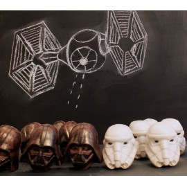 Star Wars Dark Side Chocolates