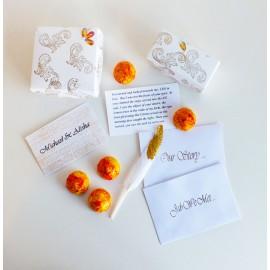 Bespoke Wedding Chocolates