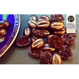 Chocolate & Jamaican Blue Mountain Coffee Beans