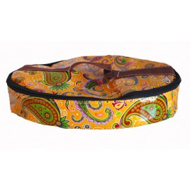 Paisley Yellow Cool Bag