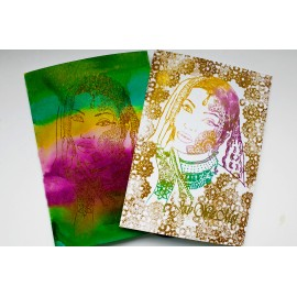 Jab We Met Wedding Mehndi Card