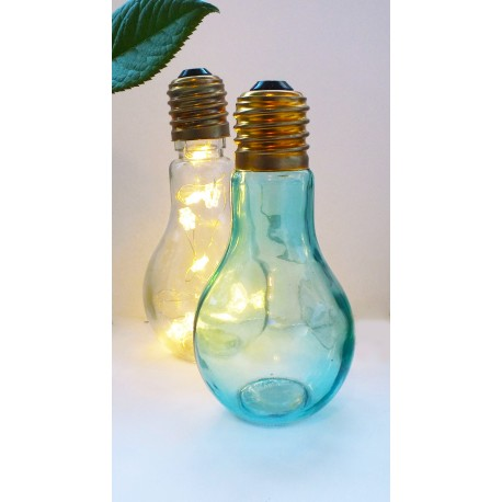 Light Bulb Jars