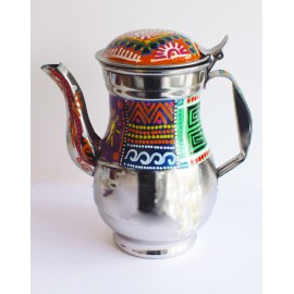 Artisan Metal Tea Kettle
