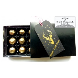 Black Diamonds Chocolate Bonbons