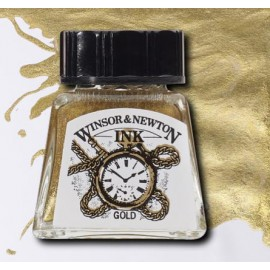 Winsor & Newton Gold Ink Pot