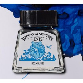 Winsor & Newton Blue Ink Pot