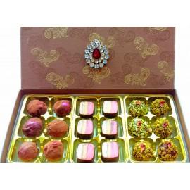 Mughal Royal Chocolate Collection
