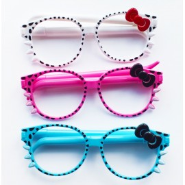 Hello Kitty Bow Pen Glasses