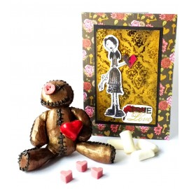 Love Voodoo Chocolate Doll