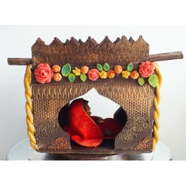 Wedding Doli Chocolate Centre Piece