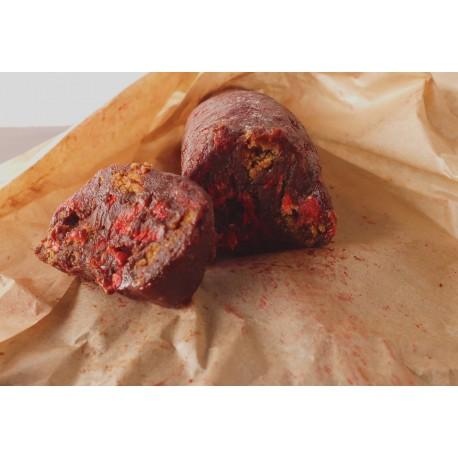 Salame di Cioccolato ~ Nuts & Sea Salted Caramel
