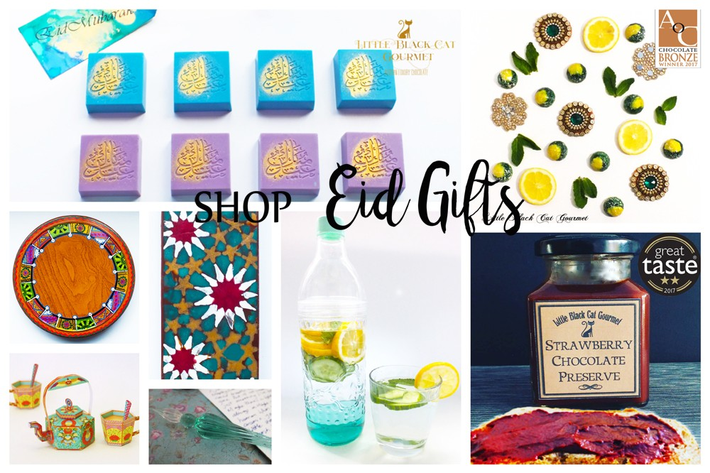 Luxury unique and bespoke Eid gifts
